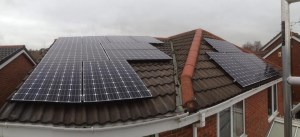 Solar PV Installation Photos